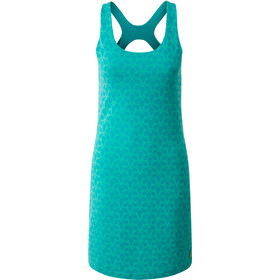 Rab Trance Dress Women peacock green
